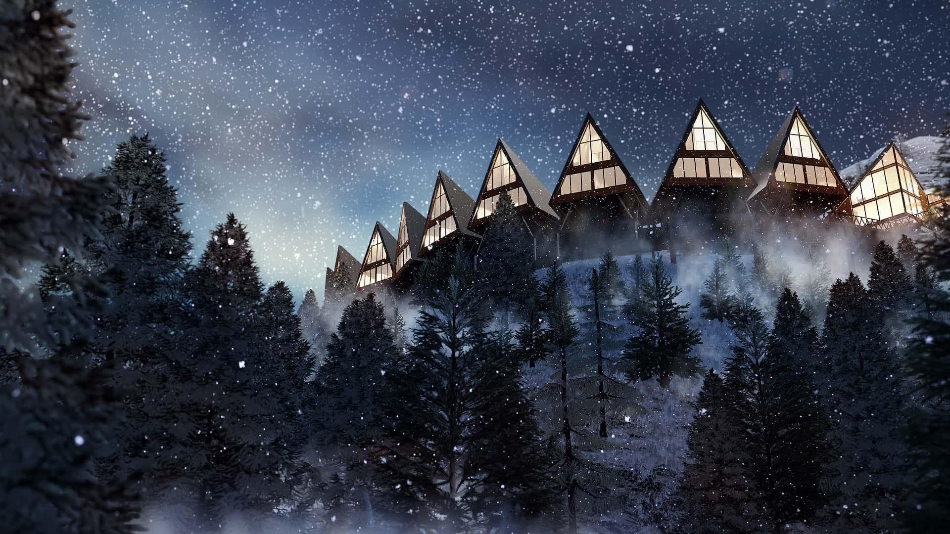 Планински Ски Курорт