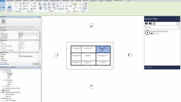 Количество на финиши по стаи към Excel чрез Dynamo