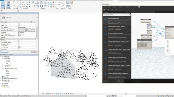 Dynamo for Revit animation? Yes!