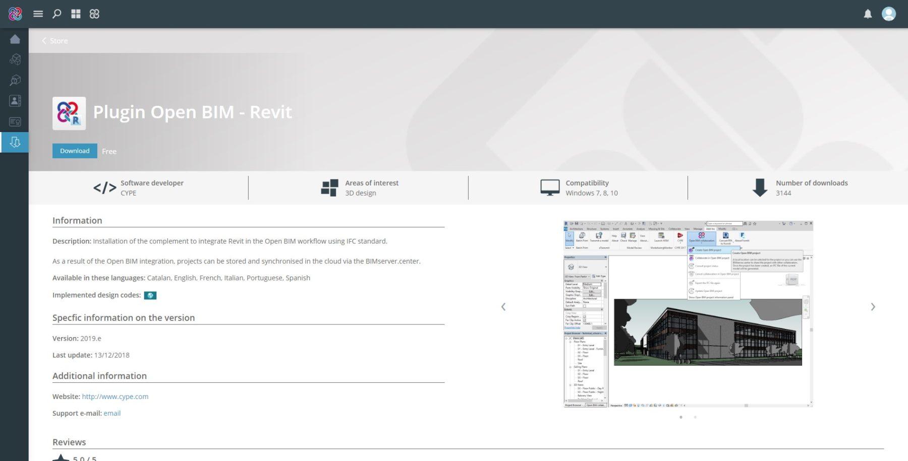 All 1 Studio | Integration of Open BIM Workflow in Autodesk