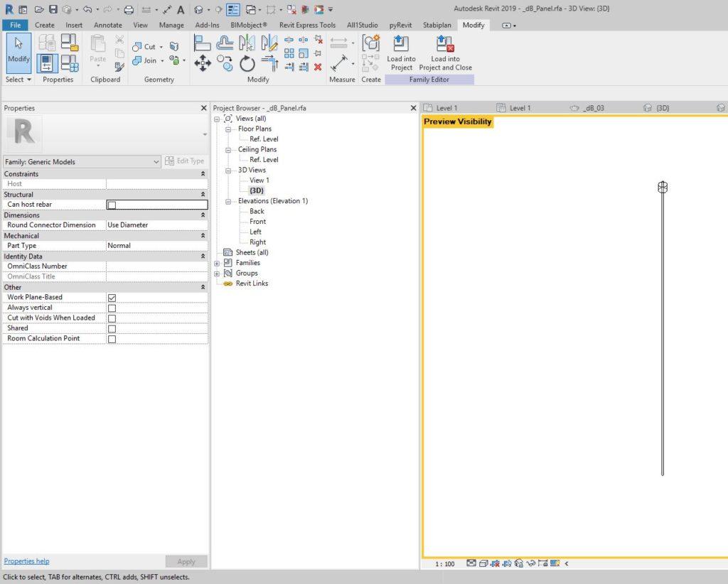 All 1 Studio | Parametric Design | BIM | Revit | Dynamo