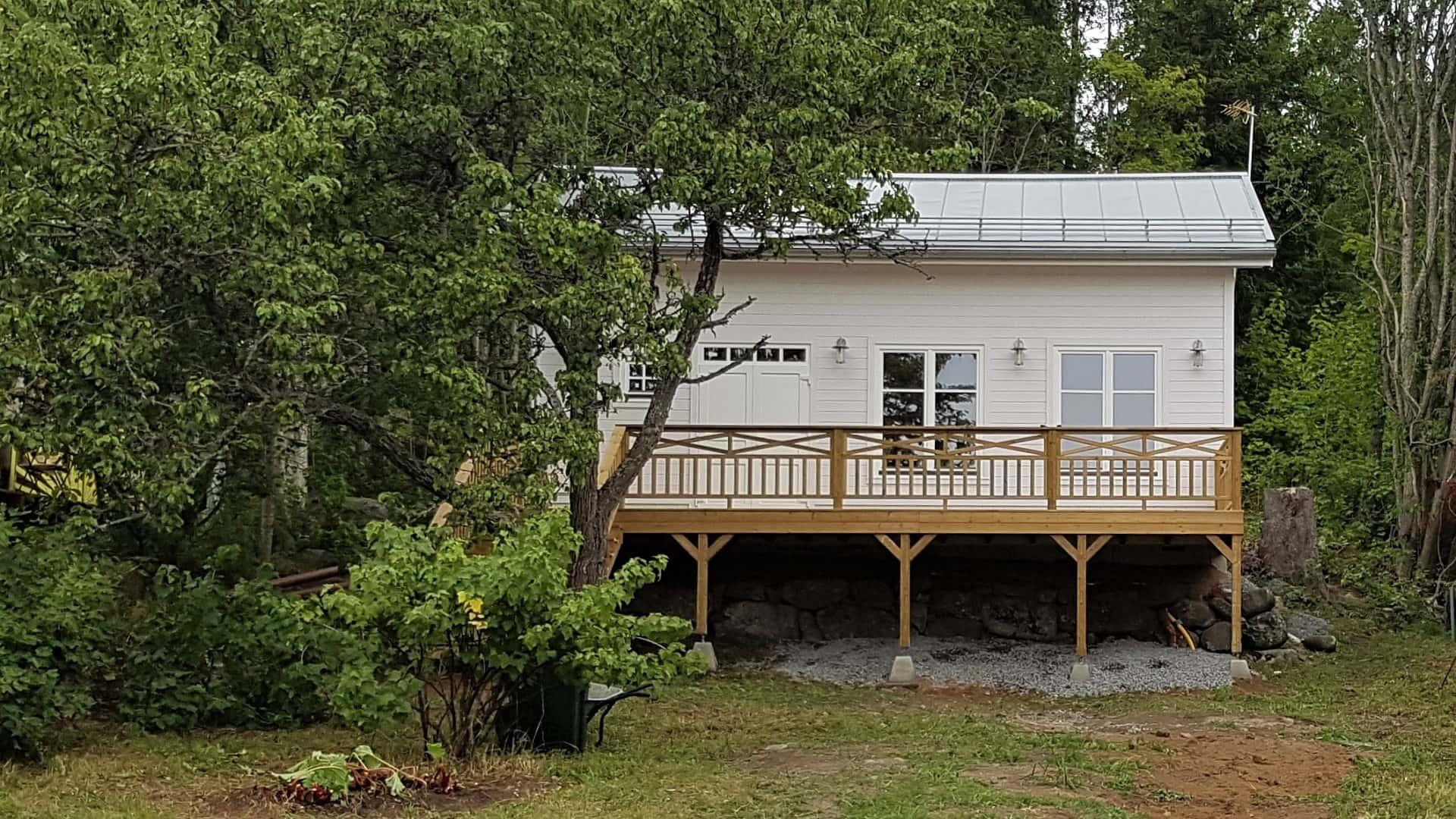 Еднофамилна Къща | Ulvöhamn, Швеция