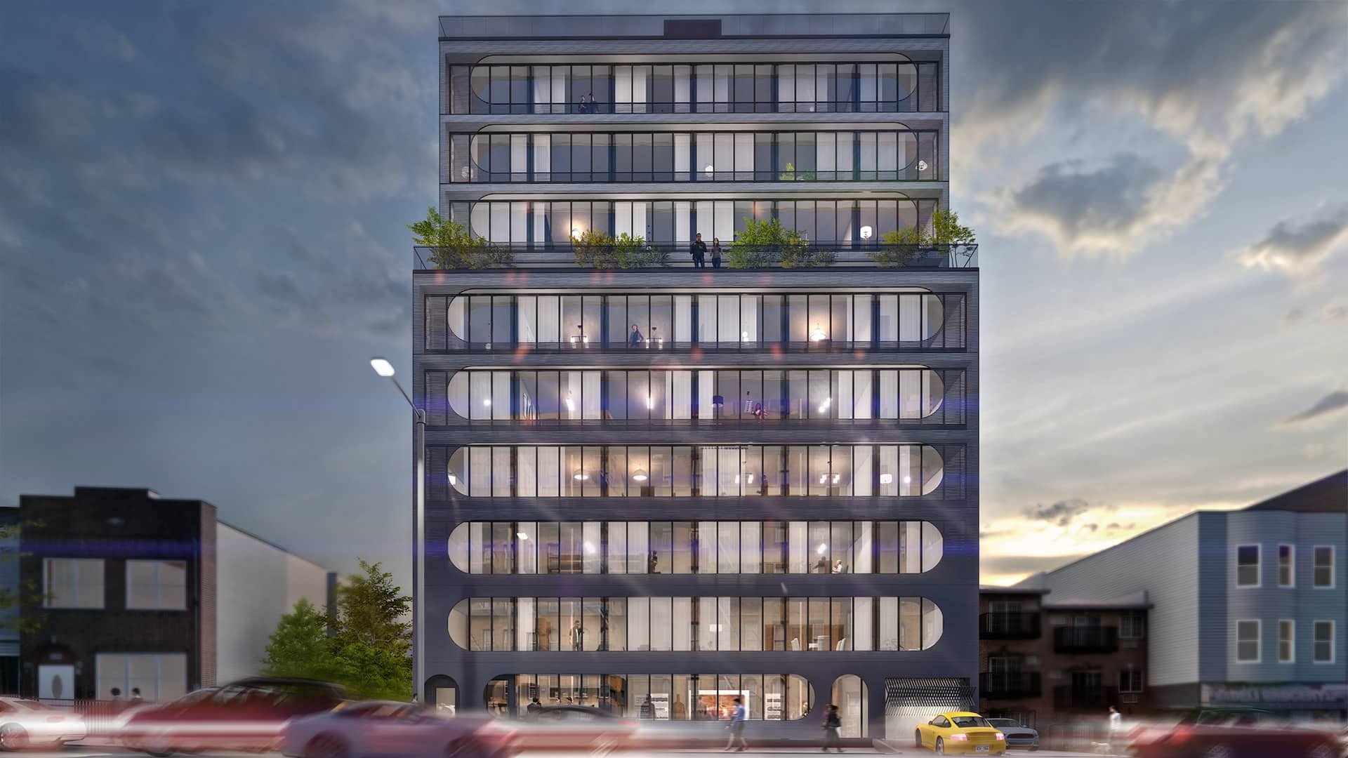 Residential Building | Valentine Ave, Bronx, NY