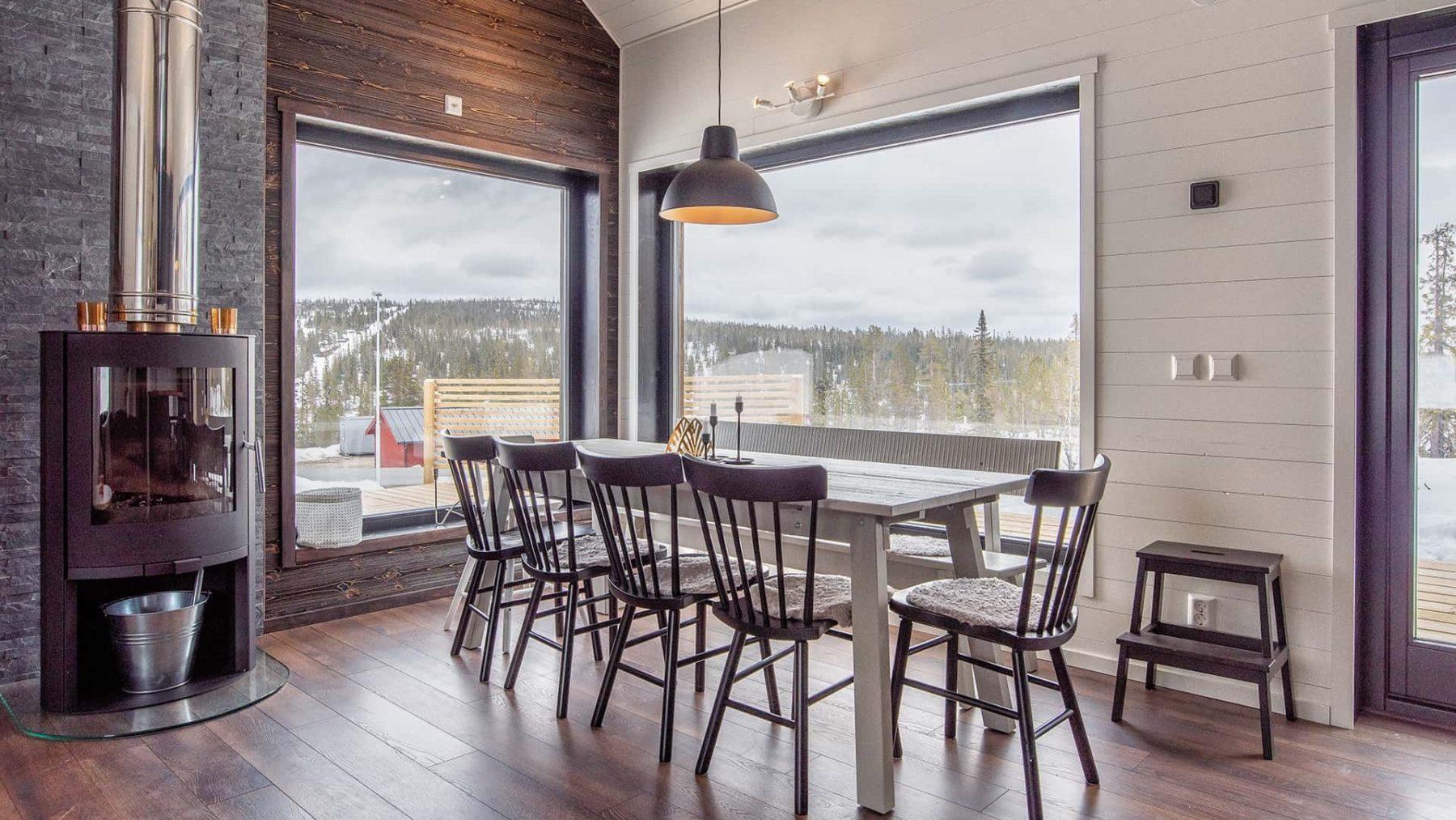 Интериорен Дизайн на Къща | Klövsjö 5:437 & 5:438, Швеция