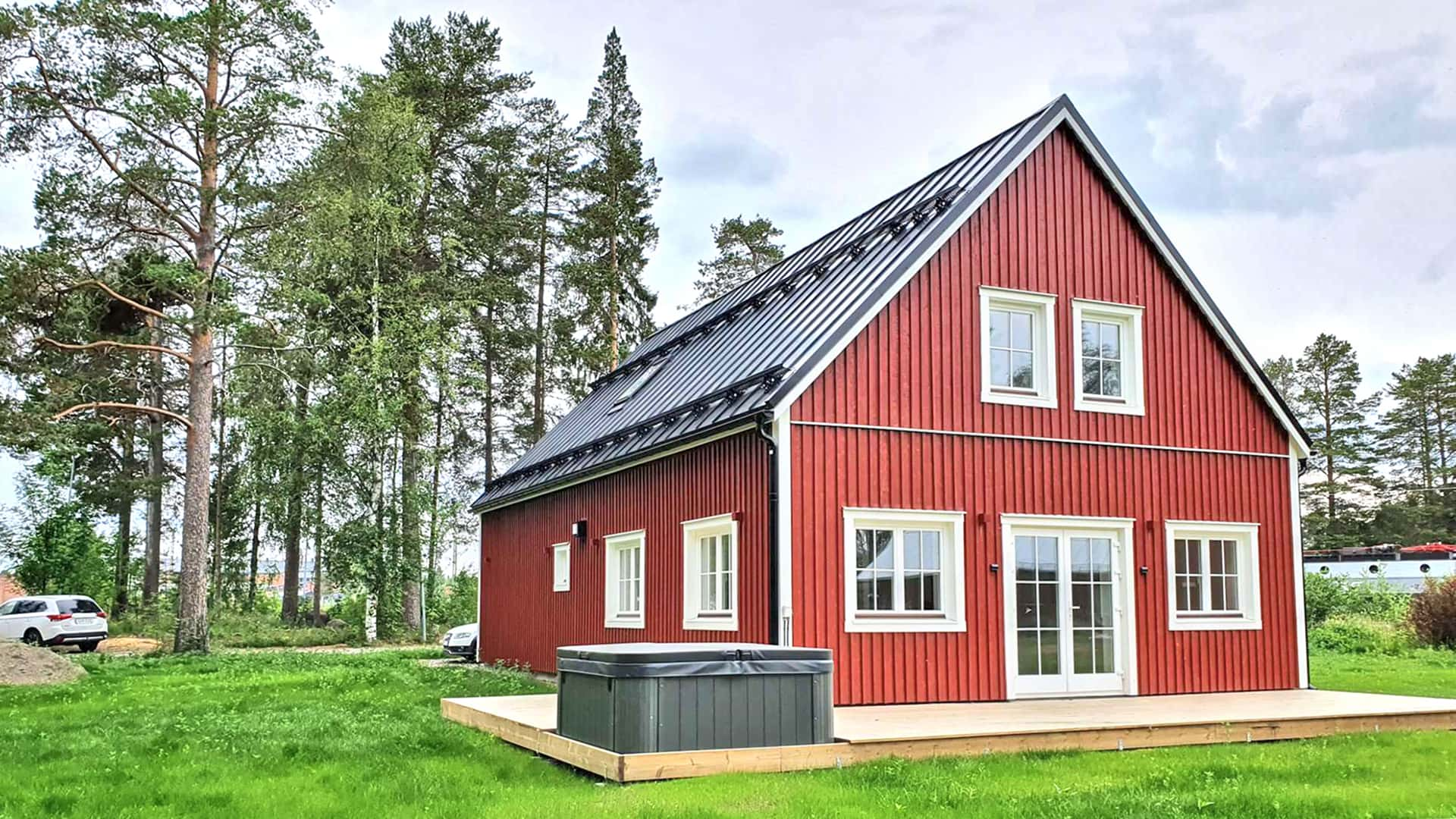 Wooden House | Notviken 4:68