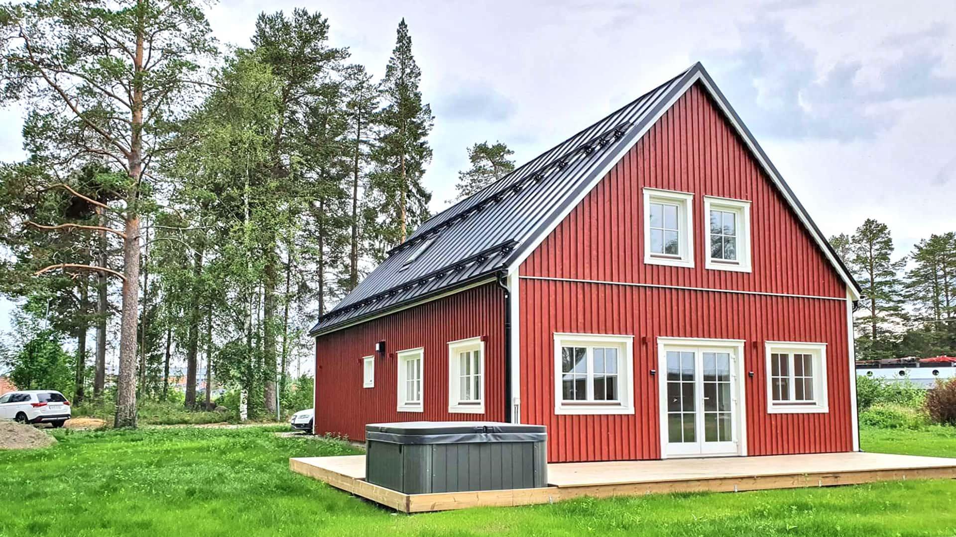 Дървена Къща | Notviken 4:68